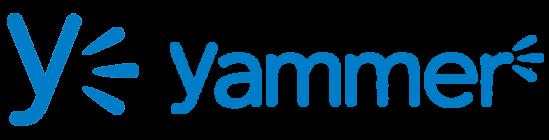 Retrouvez-nous sur Yammer !